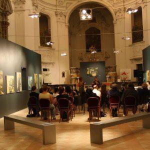 L'auditorium di Sant'Agostino a Civitanova Marche