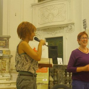 Renata Morresi e Rachel Blau DuPlessis